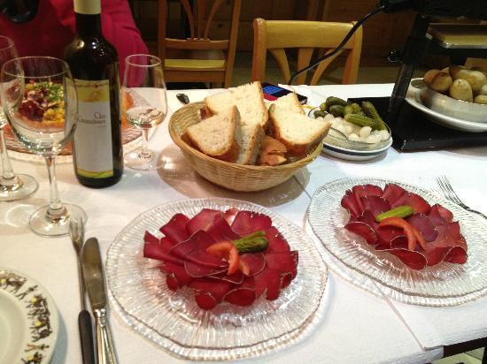 Hotel de Ville: Dinner