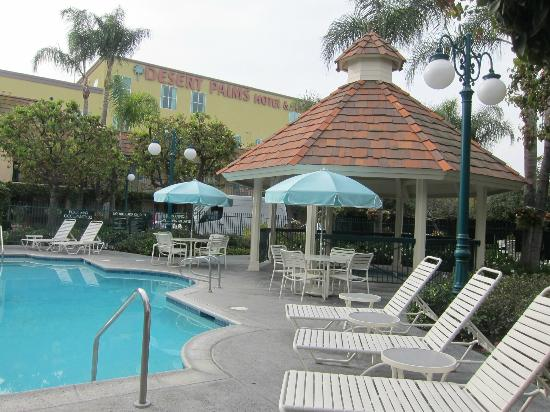 Ingresso picture of candy cane inn anaheim tripadvisor for Candy hotel