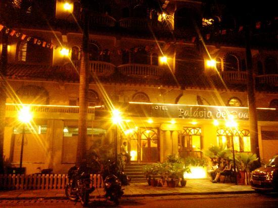 Hotel Palacio De Goa: Outside view