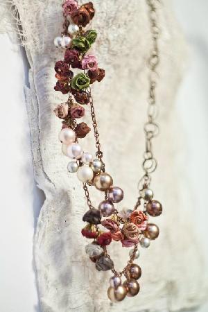 Lorina Bijoux - Jeux de Boule Necklace