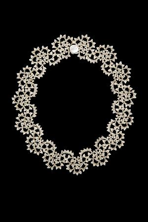Lorina Bijoux: Lorina - Tatting Necklace