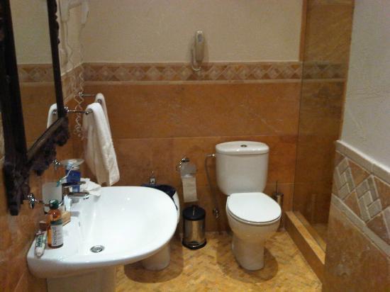 Ambassadori Tbilisi Hotel: bagno spazioso 2