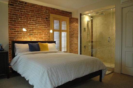 Hotel Le Vincent: Suite 8