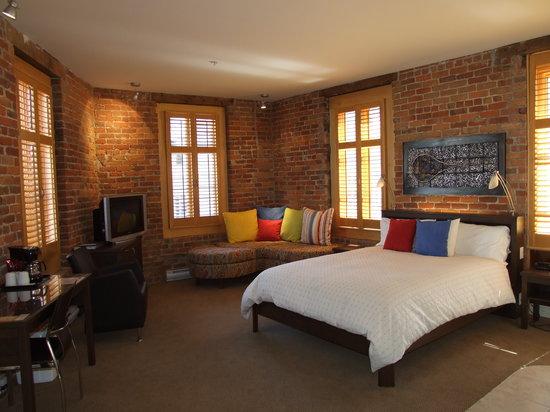 Hotel Le Vincent: Suite 4
