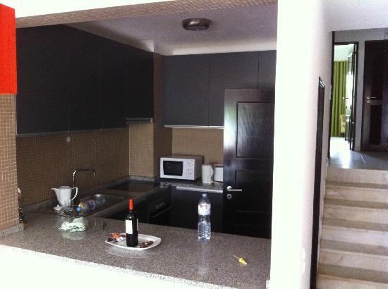 Vale do Lobo Resort : Kitchen Area
