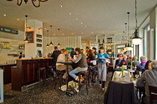 "Cafe de Bretagne: ""Shopingpause"" in der ""Bretagne"""