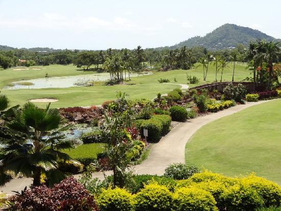 Paradise Palms: campo da golf