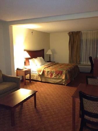 Sleep Inn & Suites: nice suite