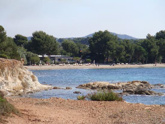 Grupotel Santa Eularia Hotel: the bay at St Eularia