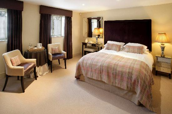 The Horse and Groom: One of our beautiful bedrooms