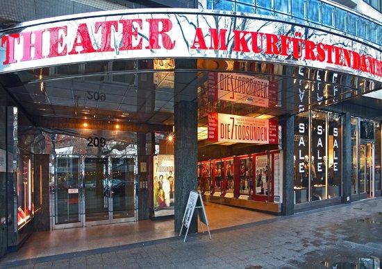 Theater und Komodie am Kurfurstendamm