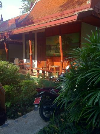 Bill Resort: standart bungalo