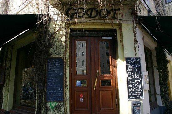 Cafe Godot