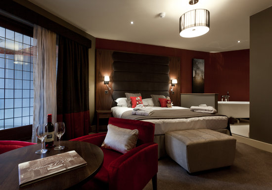 The Mere Golf Resort and Spa: Junior Suite