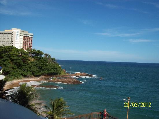 Vila Gale Salvador : vista al mar