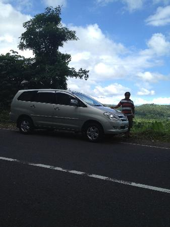 Wayan Ariana Experience Bali Driver - Private Day Tours: Bon Candidasa driver and tour guide