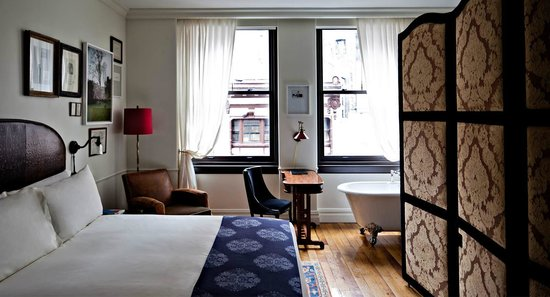 The NoMad Hotel: NoMad Hotel Room