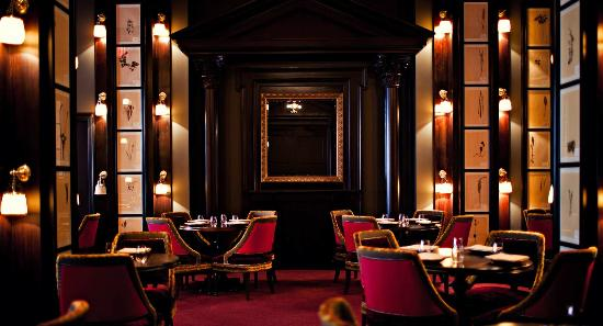 The NoMad Hotel: NoMad Hotel Parlour