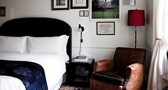 The NoMad Hotel: NoMad Hotel Guest Room