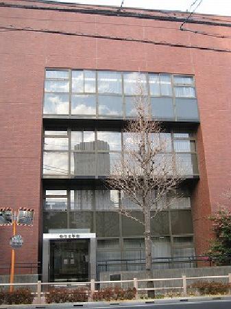 Museum of Haiku Literature: 俳句文学館