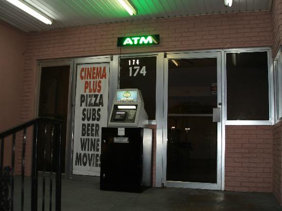 Downtown Cinema Plus: cinema plus entry