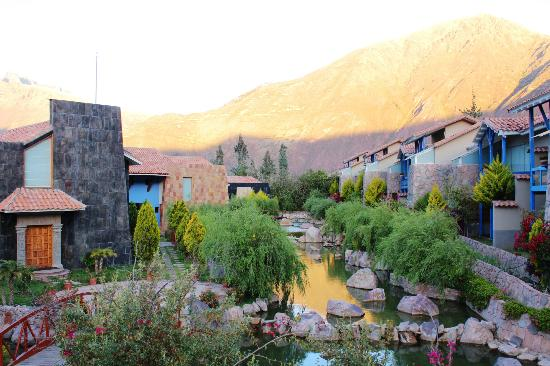 Aranwa Sacred Valley Hotel & Wellness : View from our room