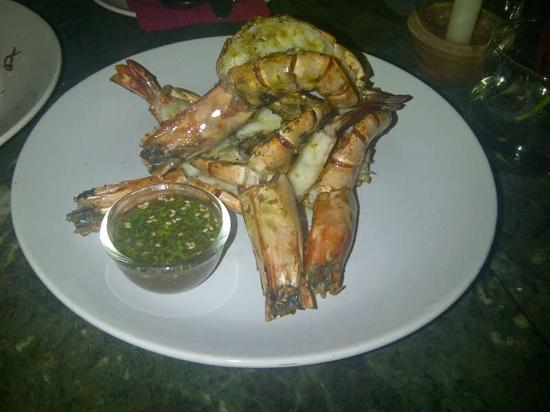 Bomra's : Delicious Grilled Prawns