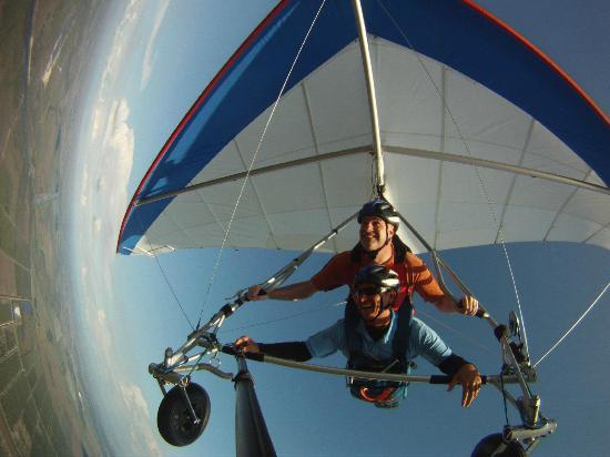 Florida Ridge AirSports Park: Aerial Acrobatics - Where is the ground?