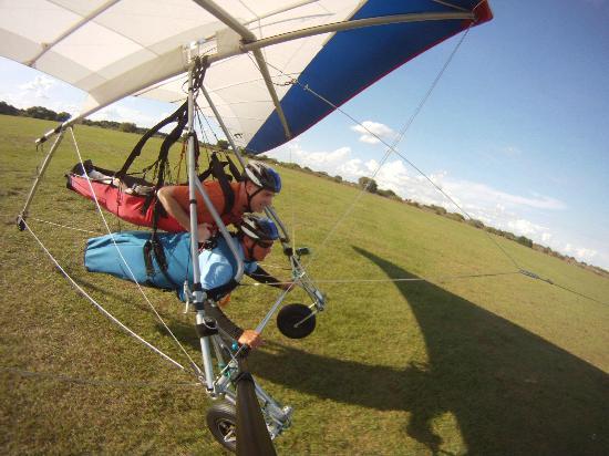 Florida Ridge AirSports Park: Take off...