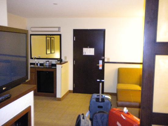 Hyatt Place Milford/New Haven: vue d ensemble entree de la chambre