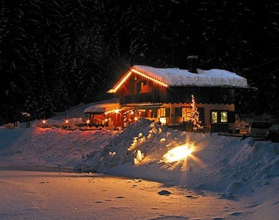 Ristorante Lago Pianozes: Lago Pianozes  Natale