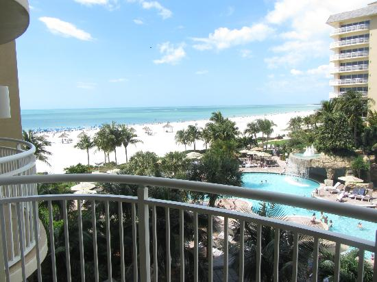 View From Room Picture Of Jw Marriott Marco Island