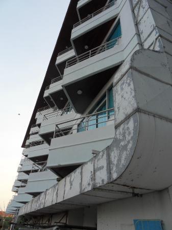 River View Place Hotel : vue exterieure