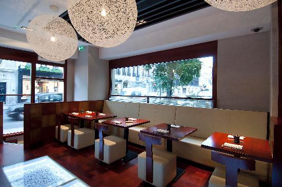 The Westbury Mayfair: Tsukiji Sushi Restaurant