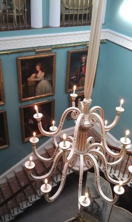 Ballyfin Demesne: Foyer