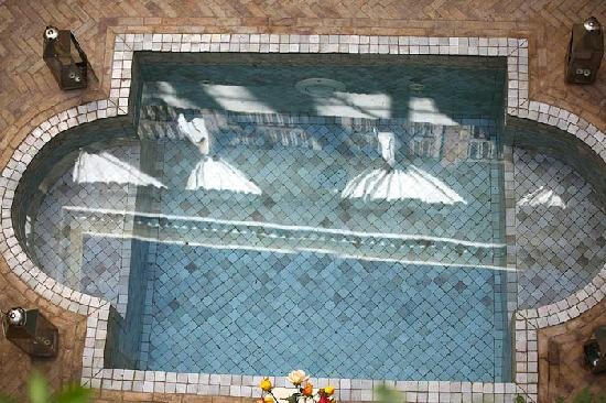 Riad Le Coq Berbere: Fontana