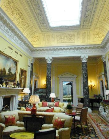Ballyfin Demesne: The Saloon