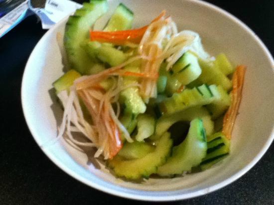 Takosushi: Bento Box - Salad