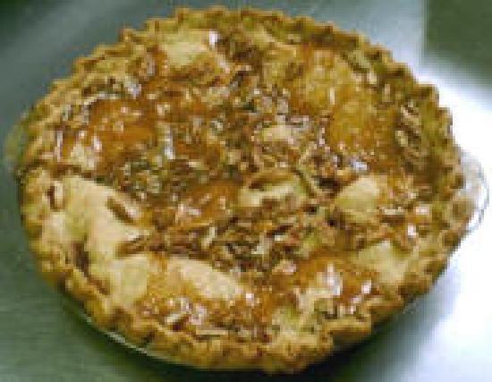 My Just Desserts: Apple Praline Pie