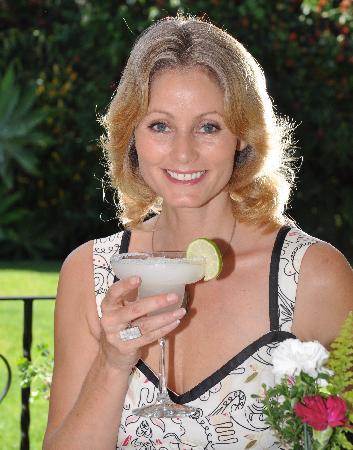 Jardin Restaurant: Margaritas