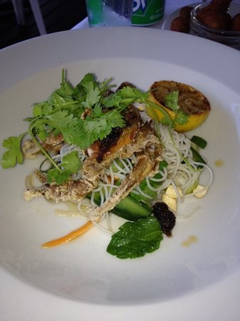 Cafe 1999: Soft Shell Crab- Special of the day