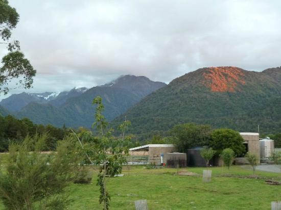 Perivale Farm Cottage : Glacier country