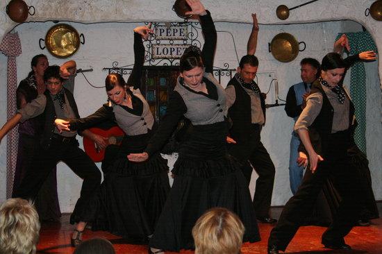 Taberna Flamenca Pepe López