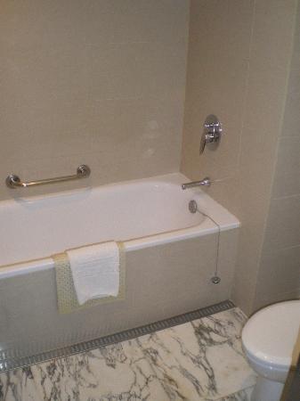 BEST WESTERN Niagara Hotel: Badezimmer