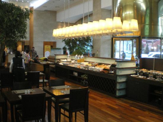 BEST WESTERN Niagara Hotel: Frühstück in Lobby