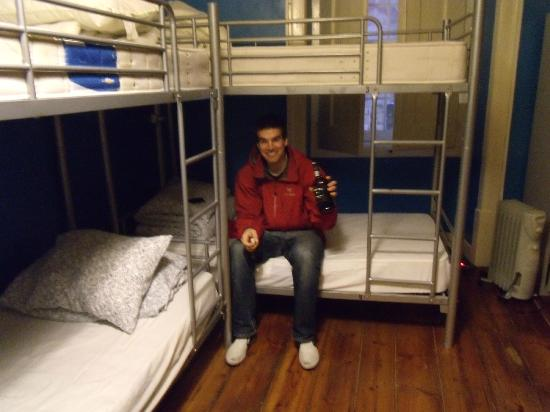 Alface Hostel Lisboa: 10-beds dorm