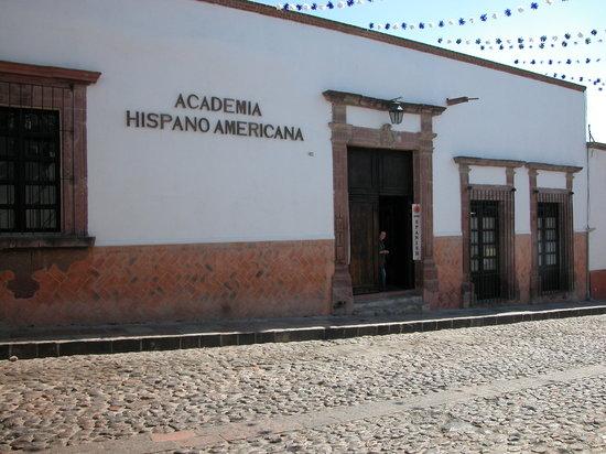 Academia Hispano Americana