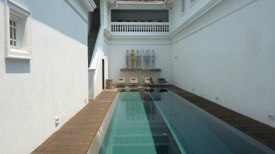 Paradise Road Tintagel Colombo: Poo lim Innenhof