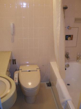 ANA Crowne Plaza Hotel Narita: Badezimmer