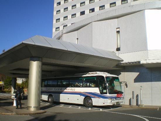ANA Crowne Plaza Hotel Narita: Flughafen-Shuttlebus